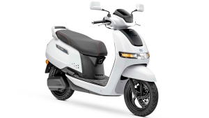 TVS iQube Electric Scooter Launched In India: Prices Start At Rs 1.15 Lakh