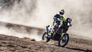 Dakar 2020 Stage 9 Highlights: Sherco TVS Rider Santolino Exits