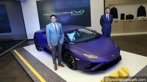 Lamborghini Huracan EVO RWD Launched In India: Prices Start At Rs 3.22 Crore