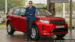 2020 Land Rover Discovery Sport Launched In India: Prices Start At Rs 57.06 Lakh