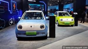 Electric Cars At Auto Expo 2020: Mahindra eKUV100, eXUV300, Renault K-ZE, Kia Soul EV, MG Marvel X &