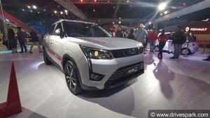 Mahindra XUV300 Sportz Variant To Feature New 1.2-Litre mStallion Petrol Engine