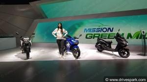 Auto Expo 2020: BS6 Suzuki Access 125, Gixxer, Gixxer SF 250, Burgman Street and Intruder Unveiled
