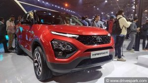 Auto Expo 2020: Tata Harrier BS6 Automatic Launched At Rs 16.25 Lakh - Specs, Key Features & More