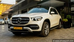 Mercedes GLE LWB Deliveries Begin In India: First 300d Model Delivered In Kerala