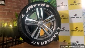 JK Tyre Unveils Smart Tyre: Features Pressure Monitoring System, GPS And More