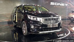 Auto Expo 2020: Kia Carnival MPV Launched At Rs 24.95 Lakh - The Extravagant New MPV Now In India