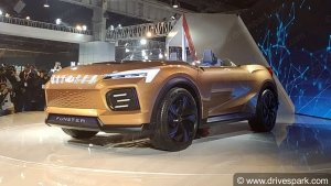 Auto Expo 2020: Mahindra Funster Concept Unveiled - Previews The Second-Generation XUV500
