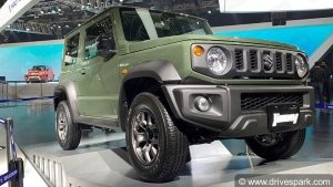 Auto Expo 2020: Maruti Suzuki Jimny Unveiled - Expected Launch Date, Price, Specs, Images & More