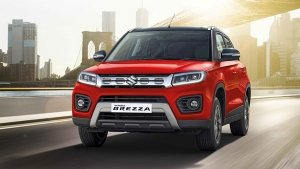 New (2020) Maruti Vitara Brezza Petrol BS6 Launched In India: Prices Start At Rs 7.34 Lakh