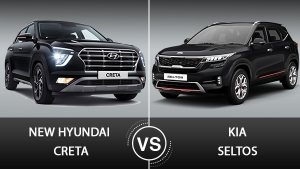 New Hyundai Creta 2020 Vs Kia Seltos Comparison: A Brief Look At What's Different Between The Two