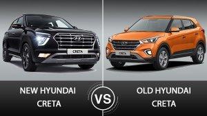 New (2020) Hyundai Creta Vs Old Creta Comparison: Here Are The Differences Explained