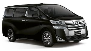 Toyota Vellfire India Launch Date Confirmed: Expected To Rival The Mercedes-Benz V-Class