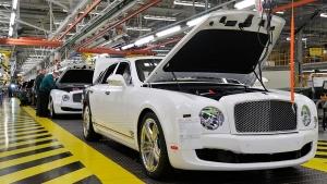Bentley Motors Halts Production Until April 20 Due To Coronavirus Crisis