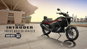 2020 Suzuki Intruder BS6 Launched In India: Prices Start At Rs 1.20 Lakh