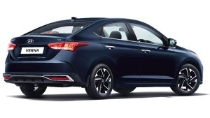 Hyundai Verna Facelift Spotted Revealing New Exterior & Interior Changes: Spy Pics & Details