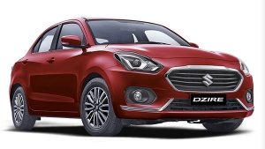 Maruti Suzuki Dzire Facelift (2020) Launched In India: Prices Start At Rs 5.89 Lakh