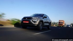 2020 Tata Harrier BS6 Automatic Review: Does The Update Justify The New Price Tag?
