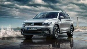 Volkswagen Tiguan AllSpace Launched In India: Prices Start At Rs 33.12 Lakh