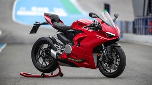 Ducati Panigale V2 Teaser Image Released Ahead Of India Launch: Here Are All The Details