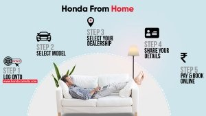 Honda Cars India Introduces New 'Honda From Home' Digital Booking Platform