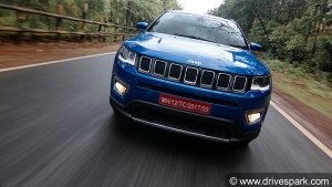 Jeep Compass BS6 Models Launched In India Starting At Rs 16.49 Lakh Ex-Showroom