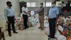 Piaggio India Pledges Ration Kits & Sanitisation Infrastructure Setup In Pune & Baramati