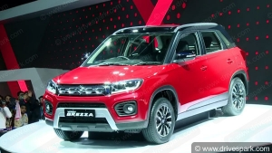 Maruti Suzuki Vitara Brezza Bookings Cross 25,000 Milestone Amid Covid-19 Lockdown