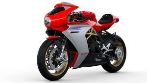 MV Agusta Superveloce 800 New Colours Introduced: Two New Paint Schemes