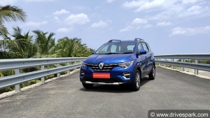 Renault Triber AMT Launched In India: Prices Start At Rs 6.18 Lakh