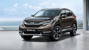 Honda CR-V SUV Discontinues Diesel Powertrain: Offered Only With Petrol-CVT Option