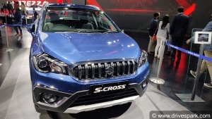 New Maruti Suzuki S-Cross BS6 Petrol To Be Launched In India After The Lockdown Ends