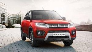 Maruti Suzuki Vitara Brezza Supply Approved To Toyota: New SUV To Launch Soon