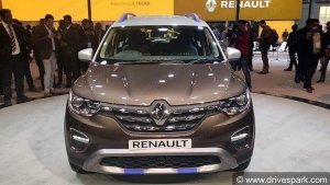 Renault Triber AMT India Launch On May 18: Will Rival The Datsun GO+ CVT