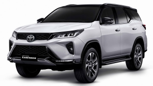 2021 Toyota Fortuner Facelift Unveiled: India Launch Expected Sometime Next Year