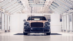 Bentley Mulsanne Production Comes To An End: Over 7,300 Flagship Models Hand Crafted
