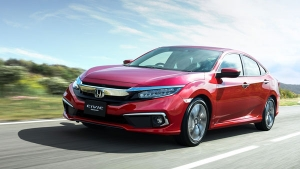 Honda Civic Discontinued In The Japanese Market