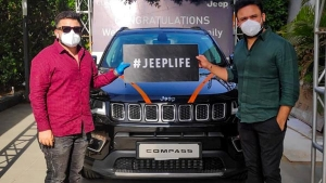 Jeep Compass Deliveries Resume Across India: Safety Measures & Protocols Being Followed
