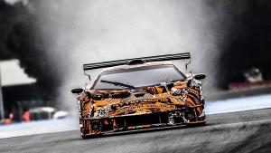 Lamborghini Squadra Corse SCV12 Ready For The Track: World Premiere Later This Year