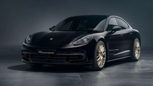 Porsche Panamera 4 10 Years Edition Model Launched In India At Rs 1.60 Crore, Ex-showroom