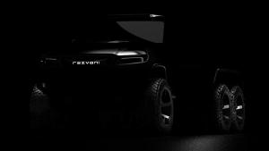 Rezvani Teases Its New Hercules 6X6 SUV