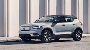 Volvo XC40 Recharge Electric SUV Being Evaluated For Indian Market
