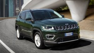 Jeep Compass Facelift 2021 Model Spotted Testing Ahead Of India Launch: Spy Pics & Details