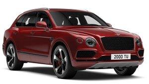 Bentley Motors Limited Releases Bentley Bentayga Facelift Teaser Video Ahead Of Unveil