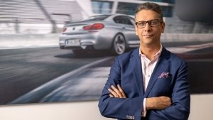 BMW Group India Appoints Mr Vikram Pawah As New President