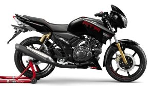 TVS Apache RTR 180 BS6 Receives A Second Price Hike This Year