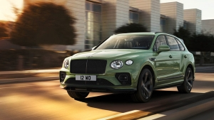 2021 Bentley Bentayga Facelift Globally Unveiled: Expected To Arrive In India Next Year