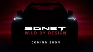 Kia Sonet Teased Ahead Of Global Unveil On August 7: Video & Other Details
