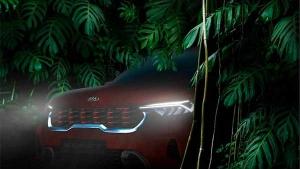 Kia Sonet Production-Ready SUV Design Revealed While Testing: Spy Pics & Details