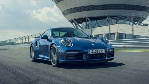 Porsche Unveils The All-New 911 Turbo: More Powerful Than Its Predecessor